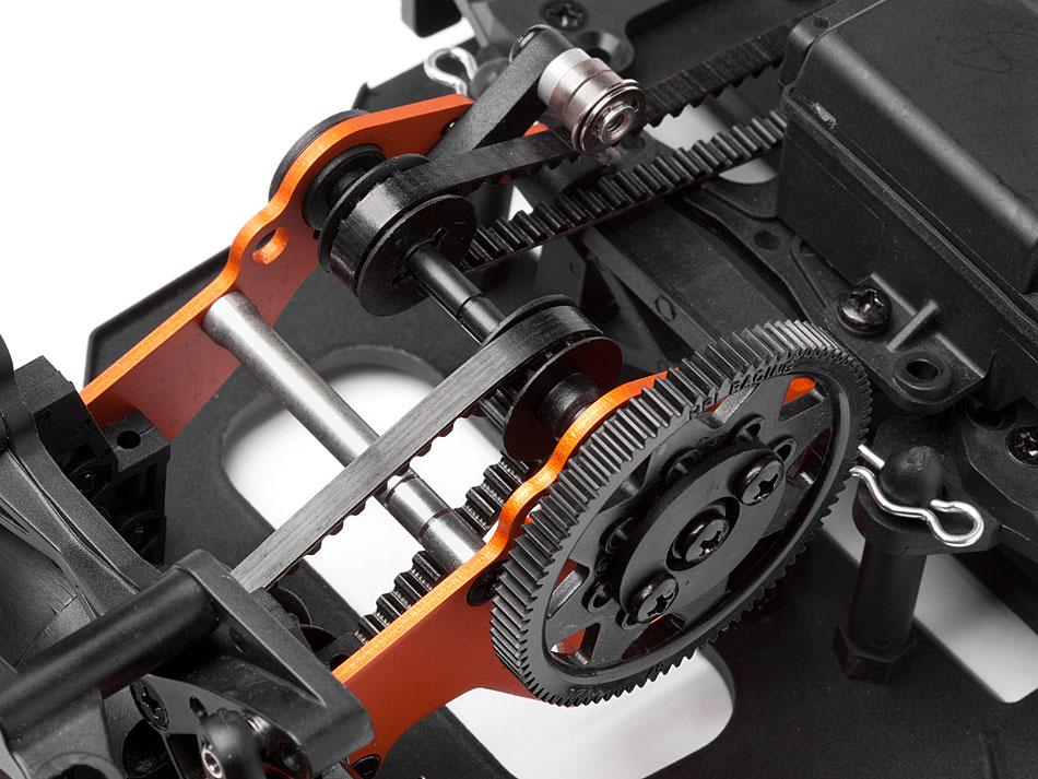 HPI 106165 - RTR Sprint 2 Flux w/ Porsche 911 GT3 RS RC Car