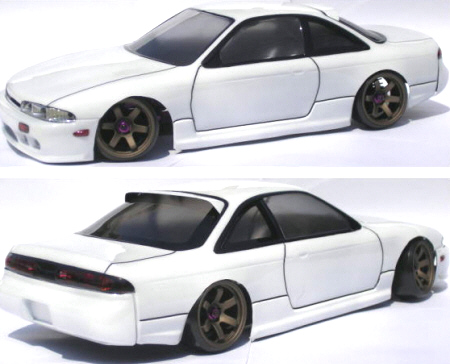 D-Like DL084 - 190mm Nissan Silvia S14 前期 Early Model