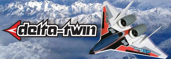 456MB 66292 - Delta Twin RTF