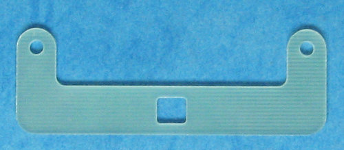 Fusion SBP011 - FRF011 Center Bridge Plate