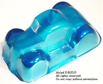 Alclad 403 - Transparent Colours Transparent Blue