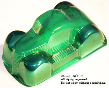 Alclad 404 - Transparent Colours Transparent Green