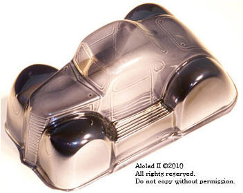 Alclad 405 - Transparent Colours Transparent Black/Smoke
