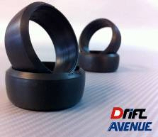 Drift Avenue CSF2 - CS Drift Tire Med. Hard 4 pcs