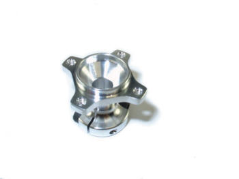 IRS 215 - 1:10 Left Side Double Clamp Hub 3/4