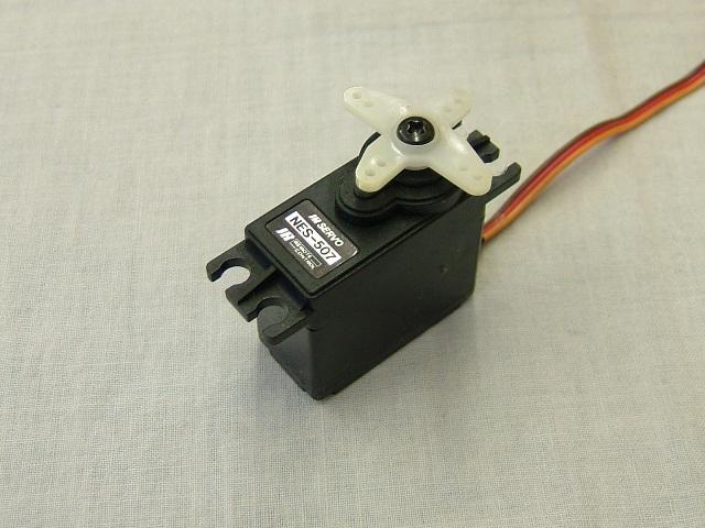 JR NES-507 - Analog Servo