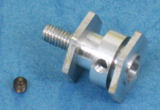 Mike\'s M-F02 - Ultra Light Wheel Hub (Vintage Tamiya F1)