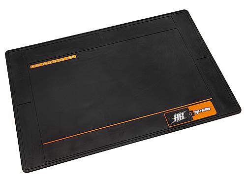 HPI 101997 - HPI / HB Racing Pit Mat, Rubber