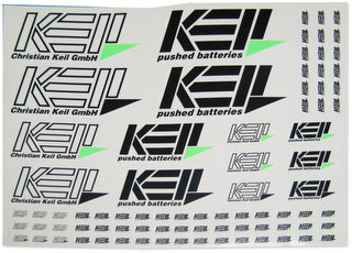 Keil 1100-G - Decal Sheet Green