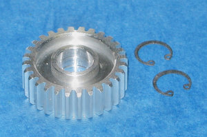 Hot Rod 403 - 6061 Counter Gear (Kyosho Optima)