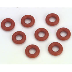 LOSA5014 - O-Rings For Shock Cartridge (8)