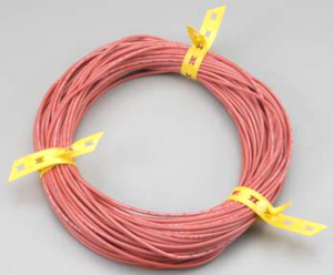 Deans 1470 - 16 Gauge Ultra Wire Red 100 ft.