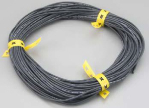 Deans 1471 - 16 Gauge Ultra Wire Black 100 ft.