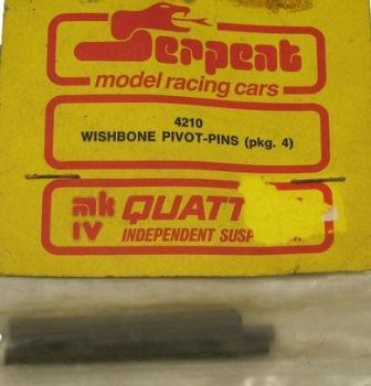 Serpent 4210 - Wishbone Pivot-pins (Quttro MK IV)