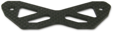Five Stars FS-2031- Carbon Graphite Rear Body Mount Support (Kyosho V1RR)