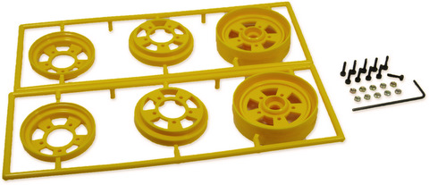 You-G UF-20  - Front Wheel (Tamiya)