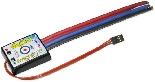 Mtroniks Flysonik 70 - Flight ESC