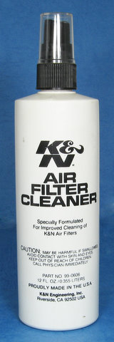 K&N 0606 - Air Filter Cleaner, Degreaser