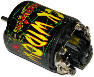 Racetech 0500BW - Black Widow Stock Motor