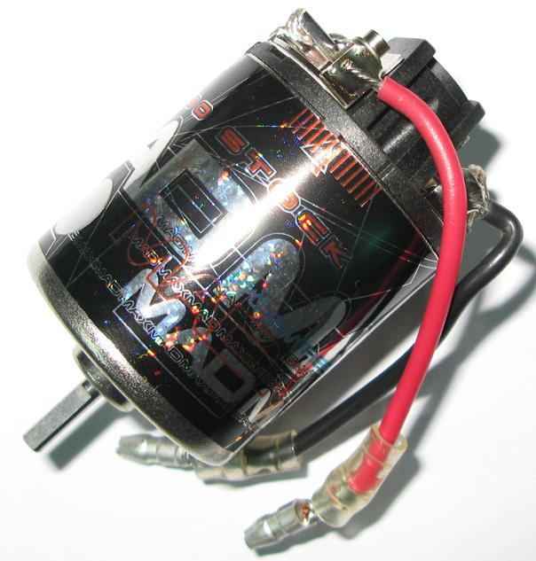Echo E8309 - Turbo Stock Evolution Motor  9T