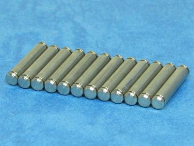 Tecnacraft 80106B - Titanium Hinge Pins 0.7220