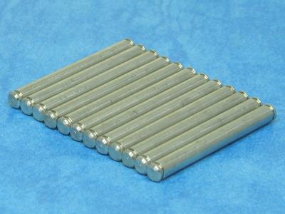 Tecnacraft 80114B - Titanium Hinge Pins 1.2370