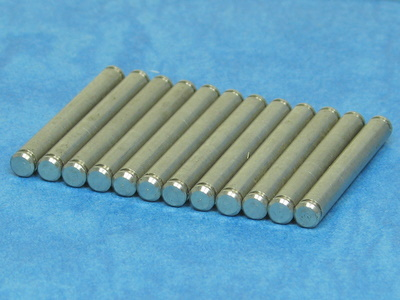 Tecnacraft 80200-1 - Titanium Hinge Pins 3mm x 1.069