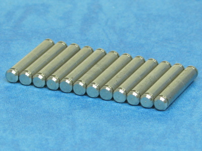 Tecnacraft 80201-1 - Titanium Hinge Pins 3mm x 0.725