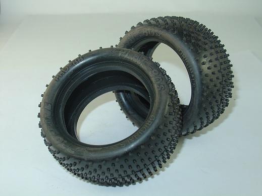 Pro-Line 8088M3 - 2.15 inch Flat 80s XTR M3 Mini Tire, 2WD, 4WD Rear
