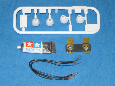 Tamiya 15006 -  Lighting System (1-32 Mini 4wd)