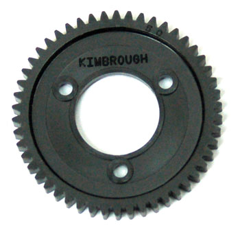 Kimbrough 176 - Precision Spur Gear 32P 52T (Asso. Nitro TC3)