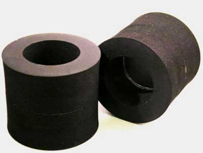 AYK RF-10H - Rear Foam Tire (1-12)