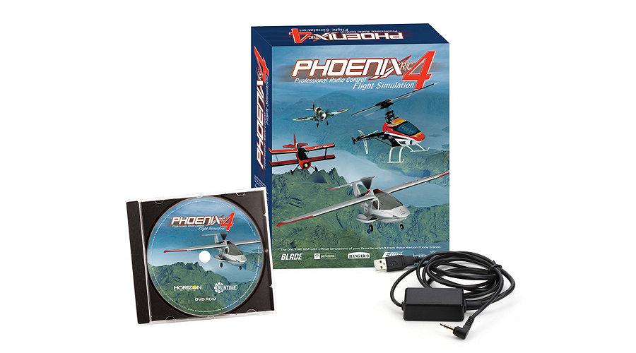 RunTime Games RTM4000 - Phoenix R/C Pro Simulator V4.0
