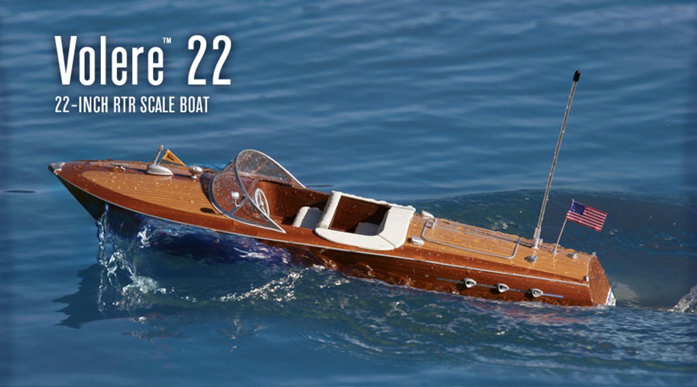 ProBoat PRB3050B - Volere 22 EP 2.4GHz RTR