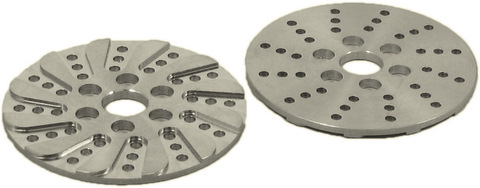 Charge CG-015 - Ventilated Brake Disc (Kyosho V1R)