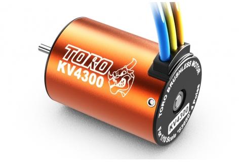 SkyRc 400005-12 - Toro 540 Brushless Motor 4300KV