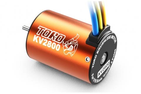 SkyRc 400005-10 - Toro 540 Brushless Motor 2800KV