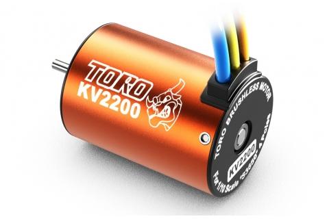 SkyRc 400005-09 - Toro 540 Brushless Motor 2200KV