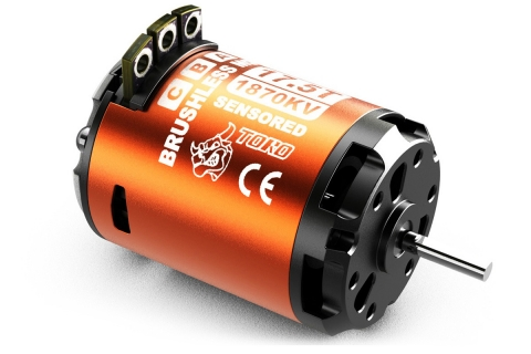 SkyRc 400003-17.5 - Ares Sensored Brushless Motor 17.5T