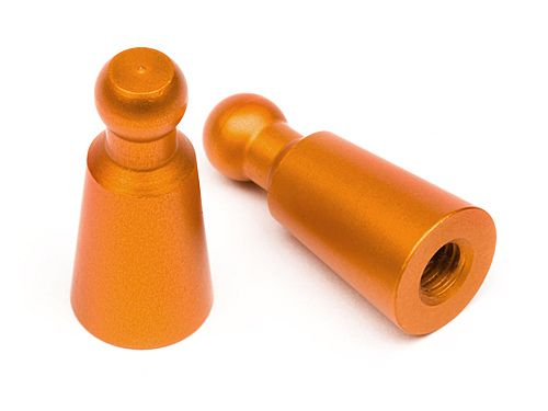 HPI 86192 - Fixing Ball 4.3x15mm ( Cup Racing)