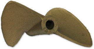 Octura 1950 - Berylium Copper Propeller Pitch-1.9 Dia.-50mm