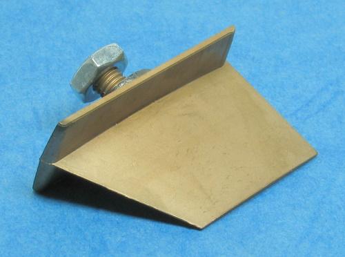 Octura OC4FIN - Fin Blade, Beryllium Copper