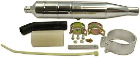 Hatori 777 - Muffler Tuned Pipe 60HTS