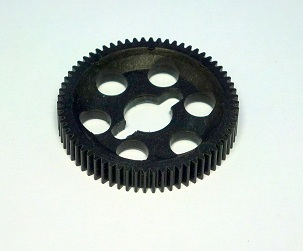 Robinson 4864 - Machined 48 Pitch Spur Gear 64T