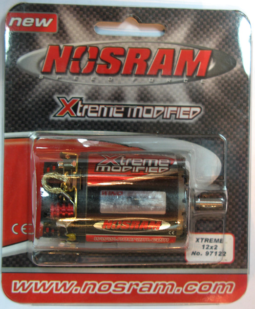 Nosram 97122 - Xtreme Modified Motor 12x2