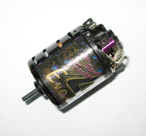 GM 96909 - EVO 4 Modified Motor 12x3