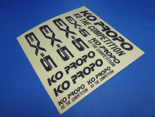 KO Decal-5 - EX5 Decal