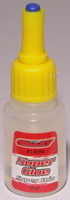 Corally 13090 - Team Corally Super Glue - Super Thin (20 ml)