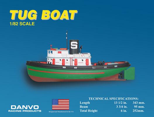 Danvo TUG01 - Tug Boat