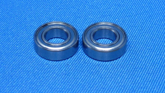 Jet Racing CB-6124 - Ceramic Ball Bearing 6x12x4 2pcs